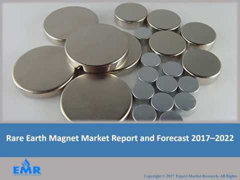 Rare Earth Magnet Market Size, Market Share, Trends | Industry Report 2017-2022