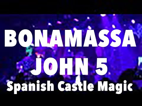 John 5 invites Joe Bonamassa onstage to jam on a couple of Hendrix classics | MusicRadar