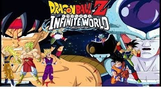 DRAGON BALL Z INFINITE WORLD GAMEPLAY PART 8