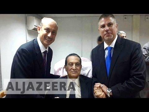 Egypt: Ex-president Hosni Mubarak freed after six year-detention