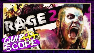 Rage 2 [THOUGHTS AND IMPRESSIONS] - QuipScope