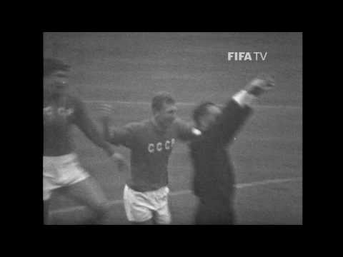Portugal v Soviet Union, 1966 FIFA World Cup