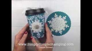 Simply Simple Hot Cocoa To Go By Connie Stewart