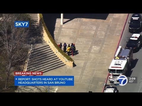 YOUTUBE HQ SHOOTING: Live and latest updates from San Bruno as investigation continues
