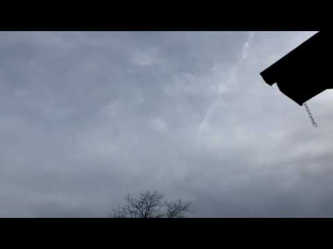 Quadcopter punching practice.