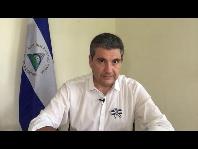 Juan Sebastián Chamorro propone siete puntos para asegurar la unificación de la oposición.