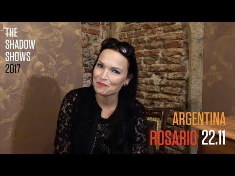 Tarja - The Shadow Shows 2017 - Rosario, Argentina