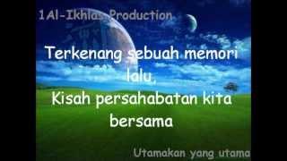 Shoutul Amal - Nostalgia lirik