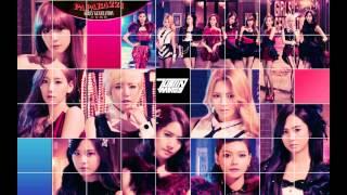 Girls' Generation SNSD 少女時代 - Paparazzi (Justin Maes Remix)