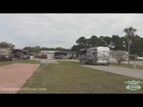 full hookup campsites florida