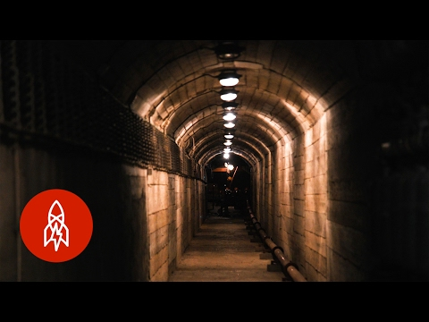 Cold War Bunker Serves as Chilling Reminder of the Past's Future