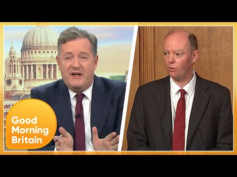 Should Government Have Ignored Scientists Lockdown Advice? | Good Morning Britain