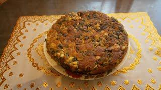 пирог с грибами зеленым луком и яйцом в мультиварке