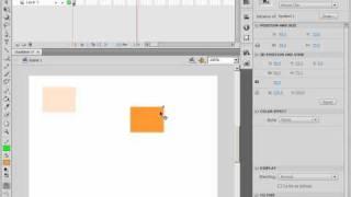 Объектно-ориентированная анимация в Adobe Flash CS4 (33/46)