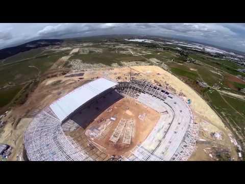 Gaziantep Arena   36.000