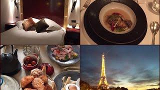 Рум Тур * Vlog Paris * Luxury Hotel / французский ресторан Michlen Star* Гастрономический тур(Vlog * Рум Тур Париж 5 star Hotel Park Hyatt -Vendome Paris & ресторан ``Les Orchidees ``, Гастрономический тур- Michelin star restaurant ``Pur``. .............., 2016-09-08T06:00:43.000Z)