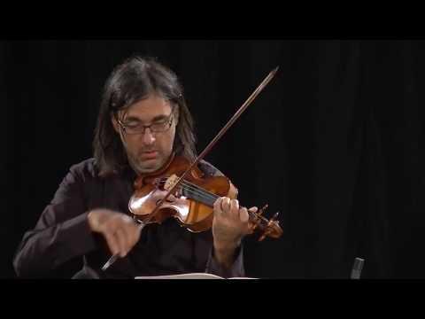 KavakosHagenHamelin  plays Beethoven piano Trio in C minor and Mendelssohn Piano Trio in D minor