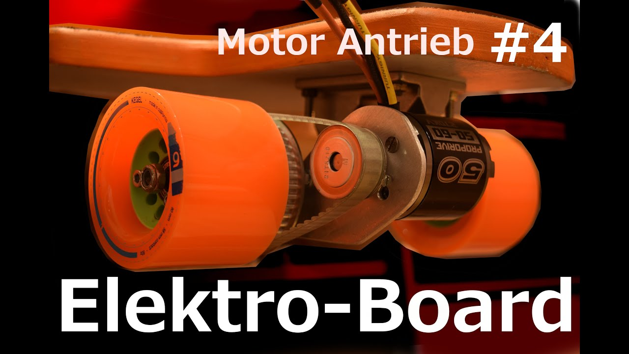 elektro longboard antrieb 5 youtube. Black Bedroom Furniture Sets. Home Design Ideas