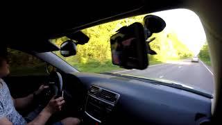 Lexus is 250 AT (208hp) vs Skoda Octavia 1.8rs manual (180hp)