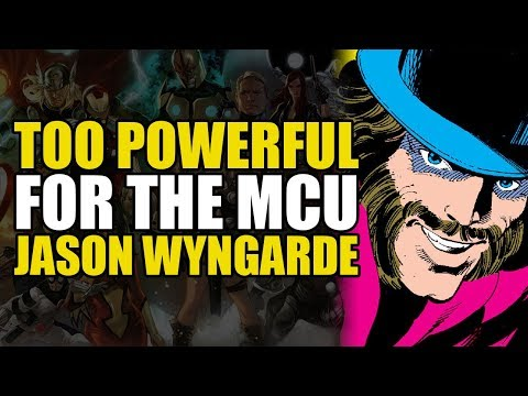 Too Powerful For Marvel Movies: Jason Wyngarde | Comics Explained