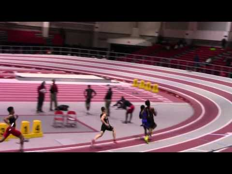 Arkansas High School Invitational /16/16 4x400m relay. Legendary Track Elite