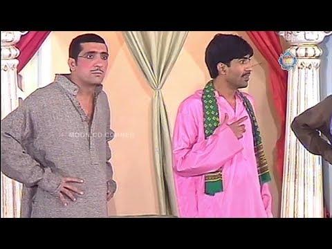 Zafri Khan | Sajan Abbas | Asif Iqbal - Comedy Stage Drama Clip