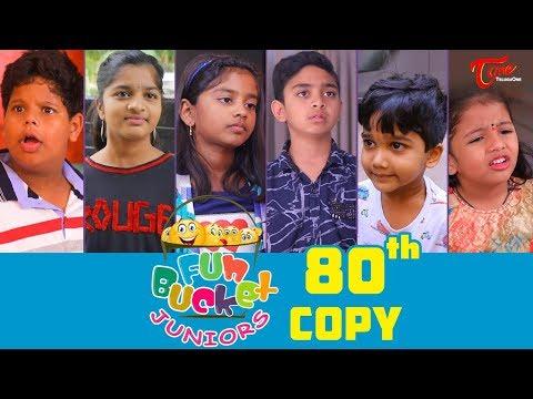 Fun Bucket JUNIORS   Episode 80   Kids Funny Videos   Comedy Web Series   By Sai Teja - TeluguOne
