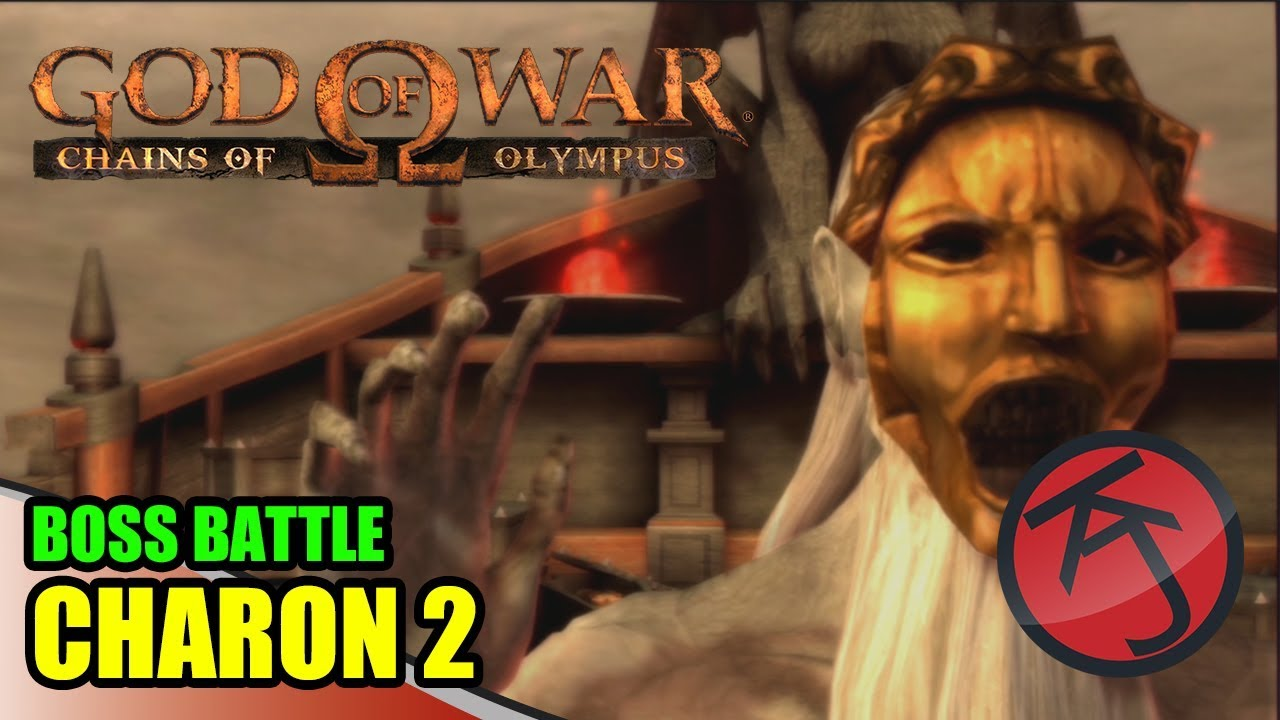 god of war chains of olympus how to beat charon