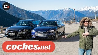 Audi RS4 Avant vs Audi S4 Avant ABT | Prueba comparativa / Test / Review en español