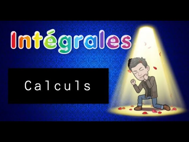 CALCULS D'INTEGRALES - Exercices Maths corrigés - Maths Terminale
