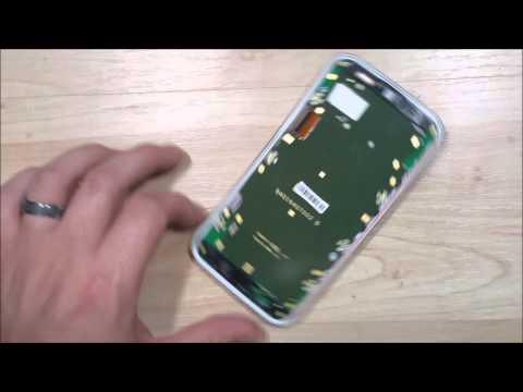 Motorola Moto G 3rd gen (2015) Screen Replacement - Reassembly