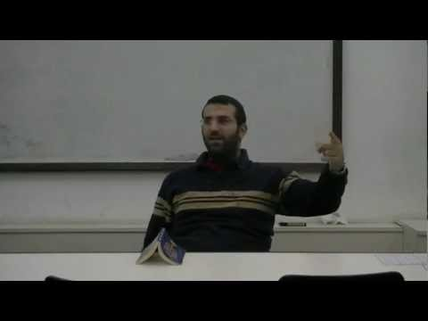 Chaie sarah 5772 - Rav Uriel Edery (E)
