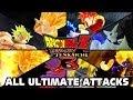 Dragon Ball Z Budokai Tenkaichi 3 HD All Ultimate Attacks 1080p TRUE HD QUALITY