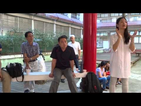 104-0519社大老師現勘新興國中