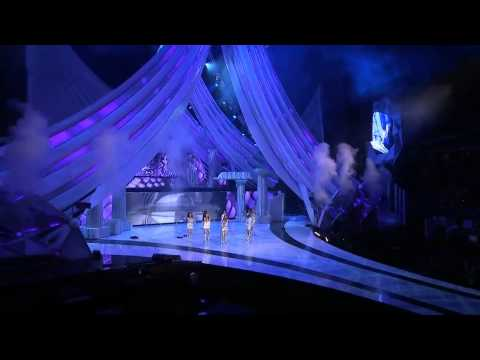 SNSD - The Boys [Real HD Live @ MAMA] 111129