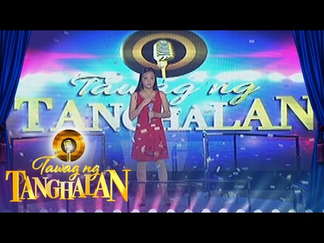 Tawag ng Tanghalan: Rosarely Avila is still undefeated