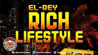 El Rey Vallianz - Rich Lifestyle [Audio Visualizer]