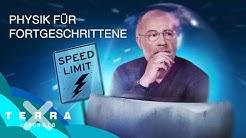 Was ist die wirkliche maximale Reisegeschwindigkeit im Universum? | Harald Lesch