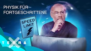 Was ist die wirkliche maximale Reisegeschwindigkeit im Universum?   Harald Lesch