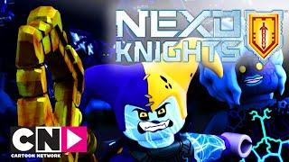 LEGO Нексо Найтс | Академия рыцарей | Cartoon Network