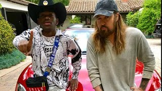 Old Town Road Remix - Lil Nas X feat. Billy Ray Cyrus Fan Tribute