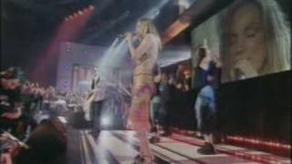 Sash! feat  Tina Cousins - Just Around The Hill ( Live @ TOTP)
