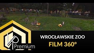 Wrocławskie ZOO na filmie 360°