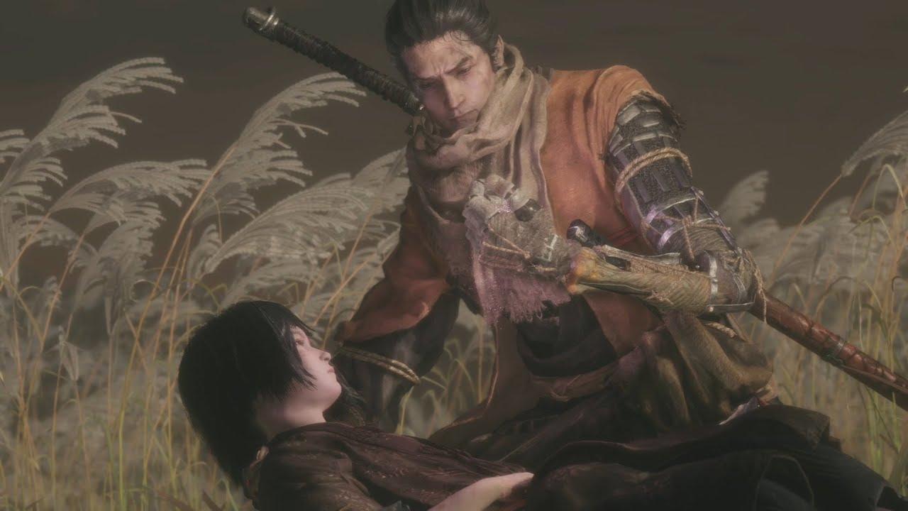 Sekiro Shadows Die Twice Good Ending Final Boss Fight Ending Sekiroshadowsdietwice