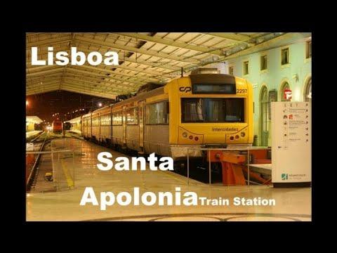 Next stop Lisboa Santa Apolonia