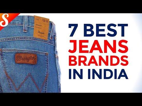 Top 7 Best Jeans Brands in India | Top Jeans Brands for Men & Women