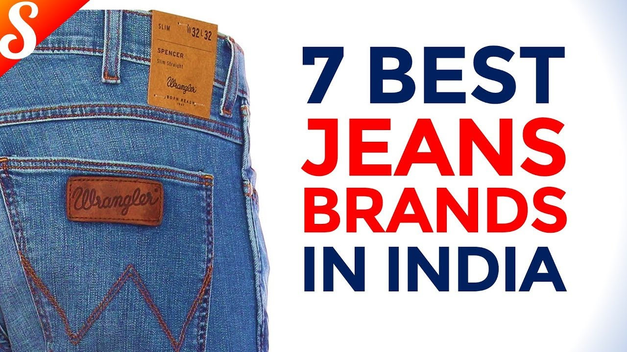 Top 7 Best Jeans Brands in India  300e982c8d