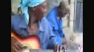 guitarrista africana
