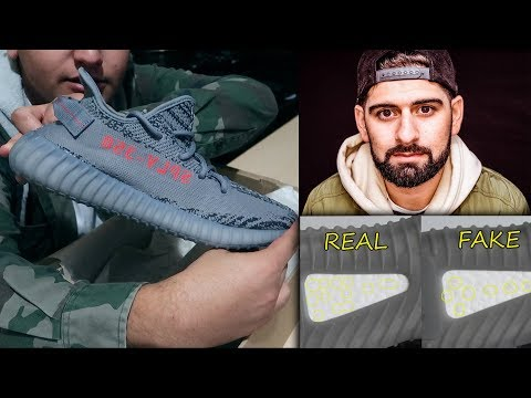 Yeezy Boost 350 V2 Beluga 2.0 UNBOXING+REVIEW (Real Vs Fake?) ON FOOT!