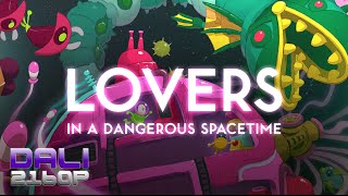Lovers in a Dangerous Spacetime Co-op PC UltraHD 4K Gameplay 60fps 2160p